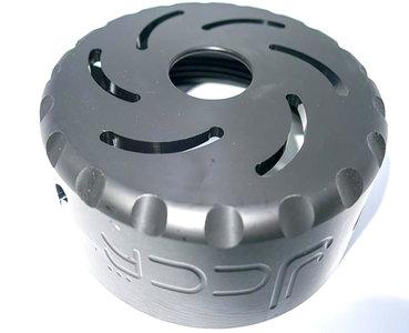 Sensor cover for JJ-CCR