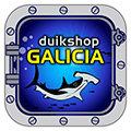 Logo Duikshop Galicia