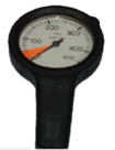 Manometer-63mm-450bar-Capsule