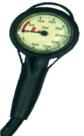 Manometer-2K-400bar-80cm-slang