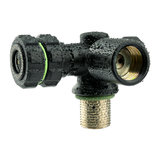 Sidemount DarkLine SLSK-R Valve Nitrox 232 bar right _