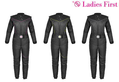 BZ 400X Undersuit Ladies First