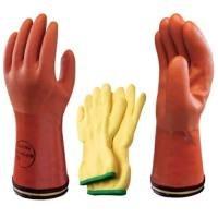 Dry Gloves Orange - Thermo