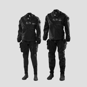 D7X Cordura Drysuit
