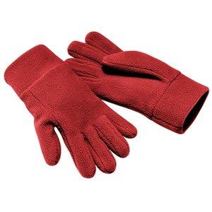 B296 Red Suprafleece Alpine Thermal Glove