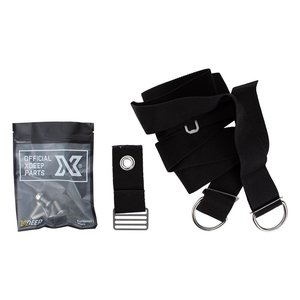 NX series Classic crotch strap for NX series with adapter