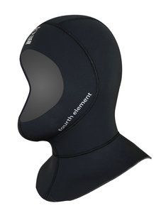 7mm Coldwater Hood with Warmneck