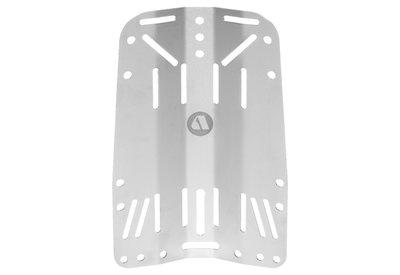 Back Plate Aluminium WTX