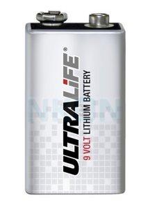 JJ-CCR 9V lithium battery