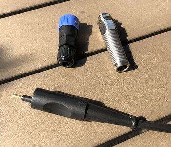 E/O WAM cord 60cm set for heating