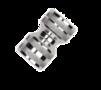 232-Bar-Female-to-232-Bar-Female-DIN-adapter